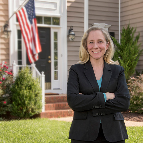 Image result for PHOTOS OF Abigail Spanberger