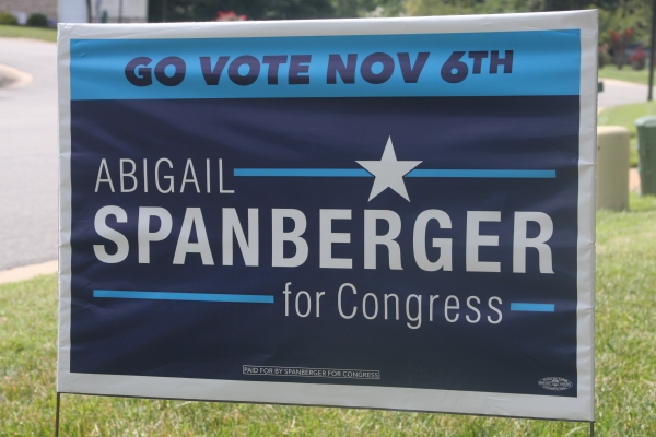 yard sign picture